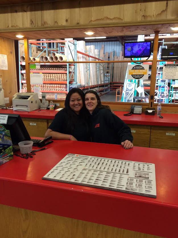 Outstanding customer service at O'Connor Lumber & Ace Hardware!